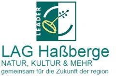 LAG Haßberge e.V. Logo