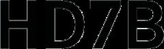 HD7B  Agentur für visuelle Kommunikation Logo