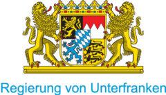 Regierung von Unterfranken Logo